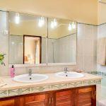 Ferienhaus Algarve ALS4606 Doppelwaschtisch im Bad