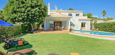Ferienhaus Algarve Sao Rafael 4606 mit privatem Pool für 8 Personen, Strand = 400m. An- und Abreise Samstag, Nebensaison flexibel auf Anfrage gegen Aufpreis – Mindestmietzeit 1 Woche.