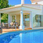 Ferienhaus Algarve ALS4606 Gartenmöbel auf der Terrasse