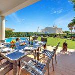 Ferienhaus Algarve ALS4606 Gartenmöbel auf der Terrasse (2)