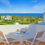 Ferienhaus Algarve ALS4606 Meerblick von der Dachterrasse