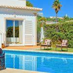 Ferienhaus Algarve ALS4606 Sonnenliegen am Pool