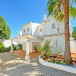 Ferienhaus Algarve ALS4606 Zufahrt zum Haus