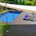 Ferienhaus Costa Brava CBV3163 Blick auf den Swimmingpool