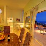 Ferienhaus Costa Brava CBV3163 Meerblick vom Balkon