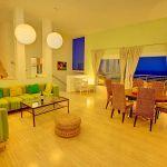 Ferienhaus Costa Brava CBV3163 Wohnbereich