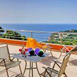 Ferienhaus Costa Brava CBV3163 mit Meerblick