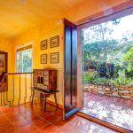 Ferienhaus Costa Brava CBV63516 Ausgang zur Terrasse