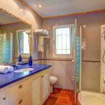 Ferienhaus Costa Brava CBV63516 Badezimmer mit Dusche