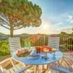 Ferienhaus Costa Brava CBV63516 Gartenmöbel auf Terrasse