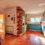 Ferienhaus Costa Brava CBV63516 Küche mit Tisch