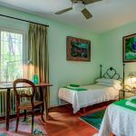 Ferienhaus Costa Brava CBV63516 Schlafraum mit 2 Betten