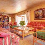Ferienhaus Costa Brava CBV63516 Sitzecke im Wohnraum