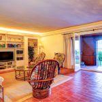 Ferienhaus Costa Brava CBV63516 Sitzecke um den TV