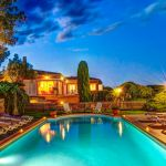 Ferienhaus Costa Brava CBV63516 Swimmingpool beleuchtet