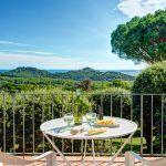 Ferienhaus Costa Brava CBV63516 Terrasse mit Meerblick