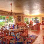Ferienhaus Costa Brava CBV63516 Wohnbereich mit Esstisch