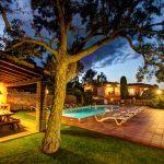 Ferienhaus Costa Brava CBV63516 beleuchtetes Anwesen am Abend