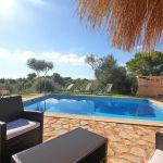 Ferienhaus Mallorca MA2299 Gartenmöbel am Pool
