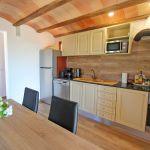 Ferienhaus Mallorca MA2299 Küche mit Esstisch