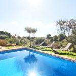 Ferienhaus Mallorca MA2299 Meerblick vom Pool