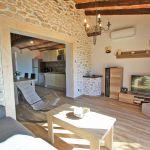 Ferienhaus Mallorca MA2299 TV im Wohnraum