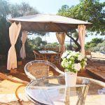 Ferienhaus Mallorca MA2299 Terrasse mit Gartenmöbel (2)