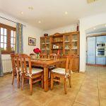 Finca Mallorca MA3928 Küche mit Essbereich