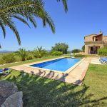 Finca Mallorca MA3928 Rasenfläche am Pool