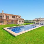 Finca Mallorca MA4502 Garten mit Swimmingpool