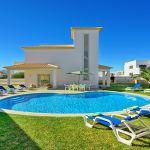 Villa Algarve ALS4600 Sonnenliegen am Pool