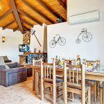 Ferienhaus Costa del Sol CSS4023 Esstisch im Wohnbereich
