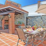 Ferienhaus Costa del Sol CSS4023 Grillhaus mit Esstisch