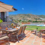 Ferienhaus Costa del Sol CSS4023 Terrasse mit Gartenmöbel