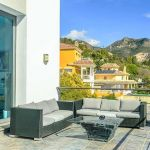 Villa Costa del Sol CSS5991 Terrasse mit Gartenmöbel
