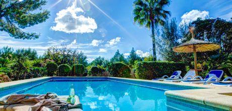 Mallorca Nordküste – Ferienhaus Pollensa 33539 mit privatem Pool und Internet für 6 Personen. Wechseltag Samstag – Mindestmietzeit 1 Woche. 2019 buchbar.