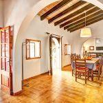 Ferienhaus Mallorca MA43507 Essbereich mit Tisch