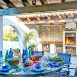 Ferienhaus Mallorca MA43507 Esstisch auf der Terrasse (2)