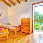 Ferienhaus Mallorca MA43507 Schlafzimmer mit 2 Betten