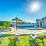 Ferienhaus Mallorca MA43507 Sonnenliegen am Pool
