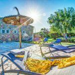 Ferienhaus Mallorca MA43507 Terrasse mit Liegen