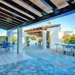 Ferienhaus Mallorca MA43507 Terrasse mit Tischtennisplatte