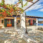 Ferienhaus Mallorca MA43507 Tischtennisplatte auf der Terrasse