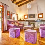 Ferienhaus Mallorca MA43507 Wohnraum