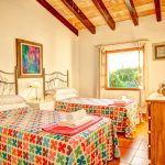 Ferienhaus Mallorca MA43507 Zweibettzimmer