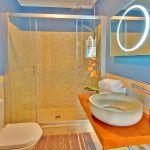 Ferienhaus Algarve ALS4617 Badezimmer mit Dusche