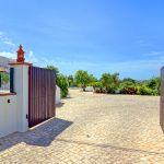 Ferienhaus Algarve ALS4617 Einfahrt zum Haus
