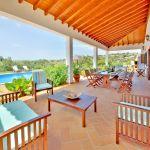 Ferienhaus Algarve ALS4617 Gartenmöbel auf der Terreasse