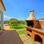 Ferienhaus Algarve ALS4617 Grillbereich