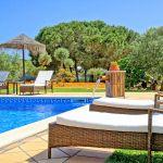 Ferienhaus Algarve ALS4617 Liegen